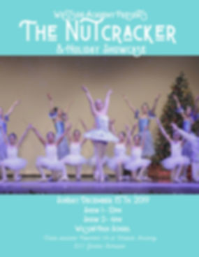 The Nutcracker Suite & holiday showcase-