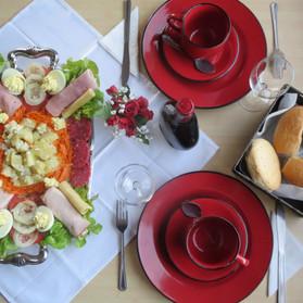 Desayunos y onces alemanas