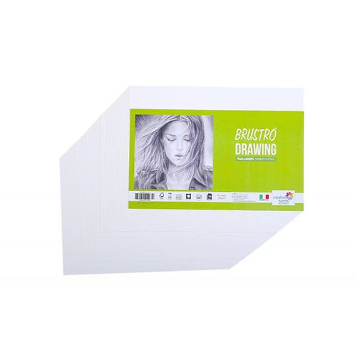 Brustro Sketching & Drawing Papers 200 GSM A4 (24 sheets)