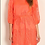 Thumbnail: Neon Coral Lace Shift Dress