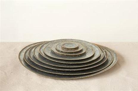 Galvanized Metal Trays (9)