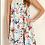 Thumbnail: Lace Trimed Floral Dress