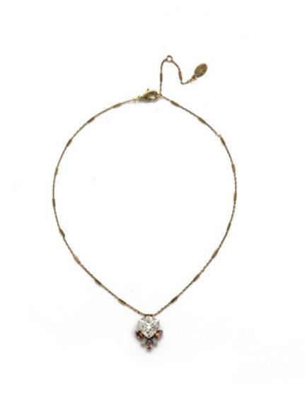 Beatrix Pendant Necklace