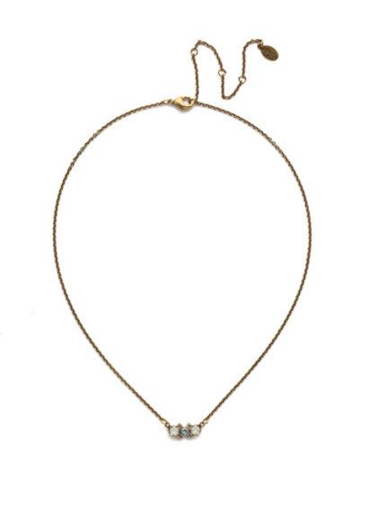 Lush Pendant Necklace