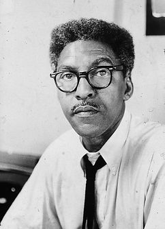 Bayard Rustin was played a pivotal advising role in the Civil Rights Movement (Image Source: Archive Photos/Getty Images)