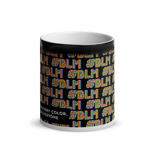 #BLM Magic Mug