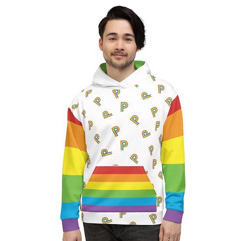 PRISM Pride Hoodie: Gay
