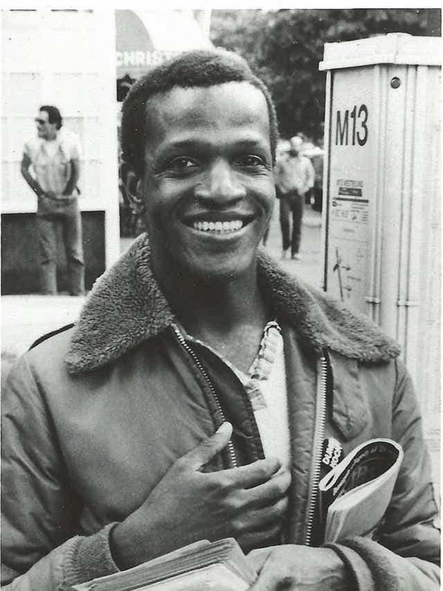 Marsha P Johnson was born Malcolm Michaels in Elizabeth, New Jersey (Image Source: USA Today)