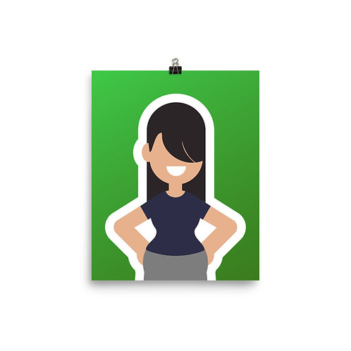 POC Poster: Green