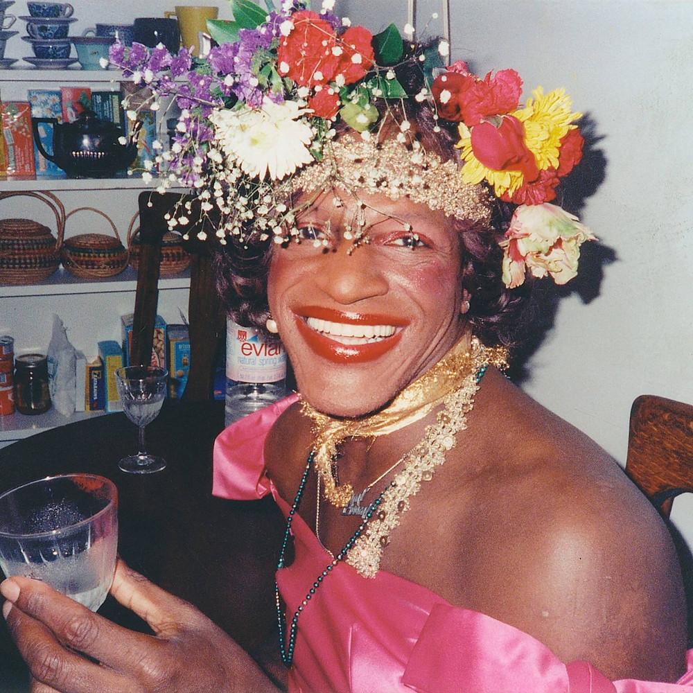 Marsha P Johnson, a pivotal figure in the LGBT civil rights movement (Image Source: Netflix)