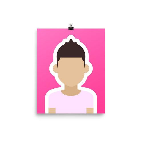 POC Poster: Pink
