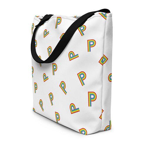 PRISM Pride Beach Bag