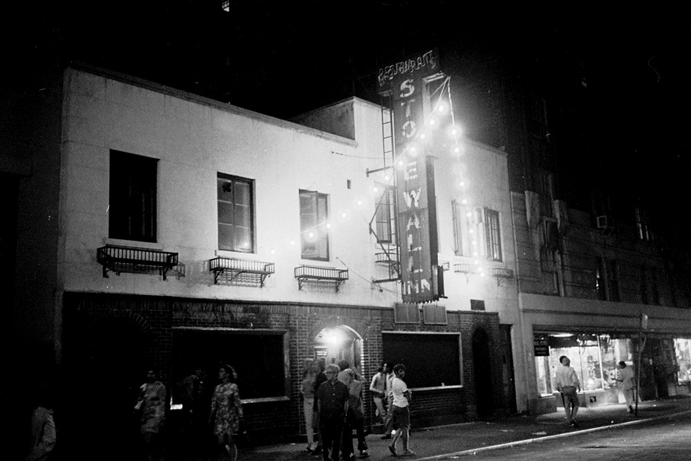 The Stonewall Inn as it appeared during the 1960's. (Image Source: Redux)