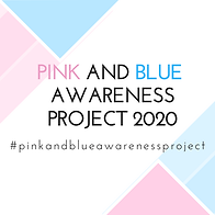 pink and blue awareness project 2020 _.p
