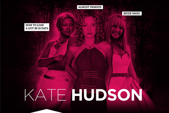 "Celebrity Fitness Secrets for ""Kate Hudson"" Because of her looks, she won many roles"