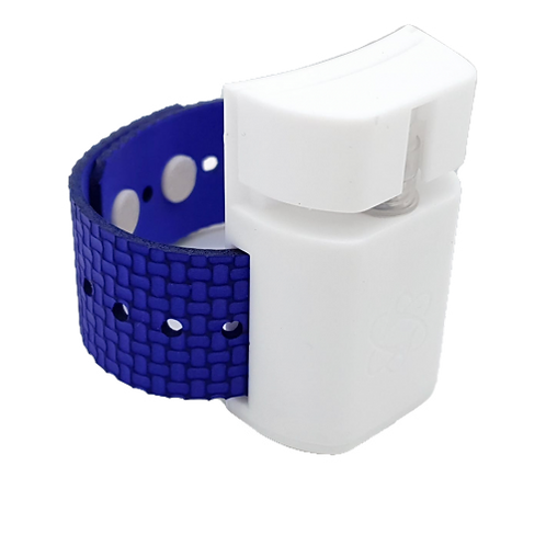 Wearable Sanitizer - سوار التعقيم (White) V2.0