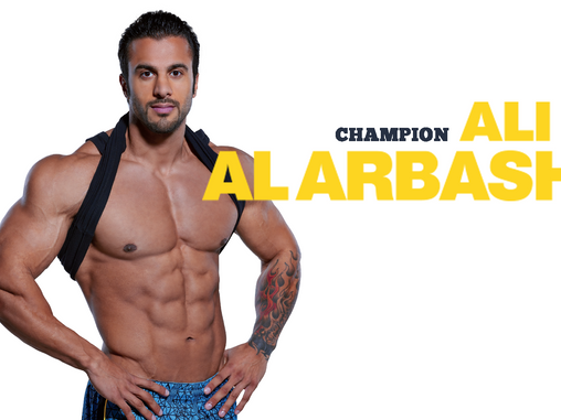 Meet The CHAMPION ALI ALARBASH