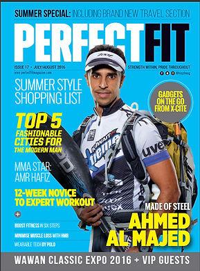 Perfect Fit Magazine - Issue 17 - JulyAu