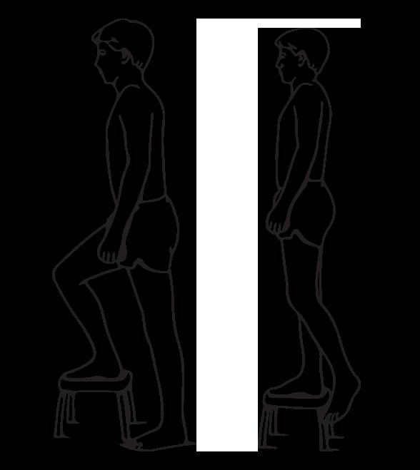 تمارين لتقوية الركبة