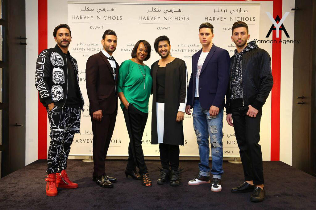 Men Event by Harvey Nichols Kuwait