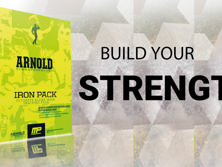 "Bulid Your Strength ""Multivitamins"""