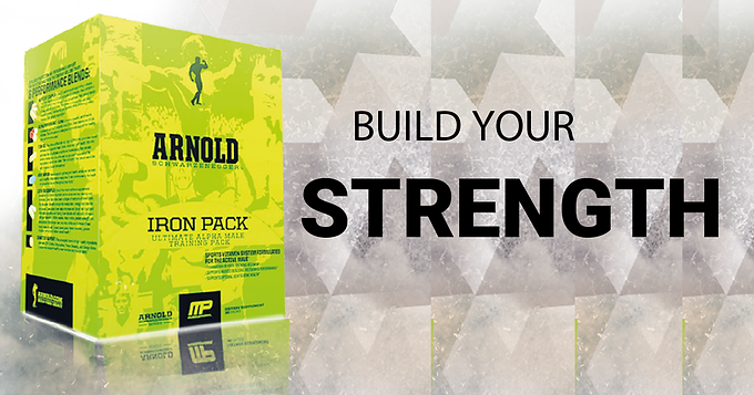 """Bulid Your Strength """"Multivitamins"""""""
