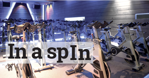 SPIN IN YOUR BIKE