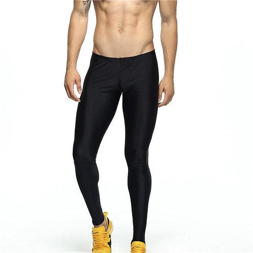 Men Workout Leggings Black  Sweatpants Fitness  Pants      Pants Plus Size 5XL
