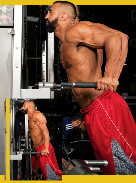 deeps workout triceps