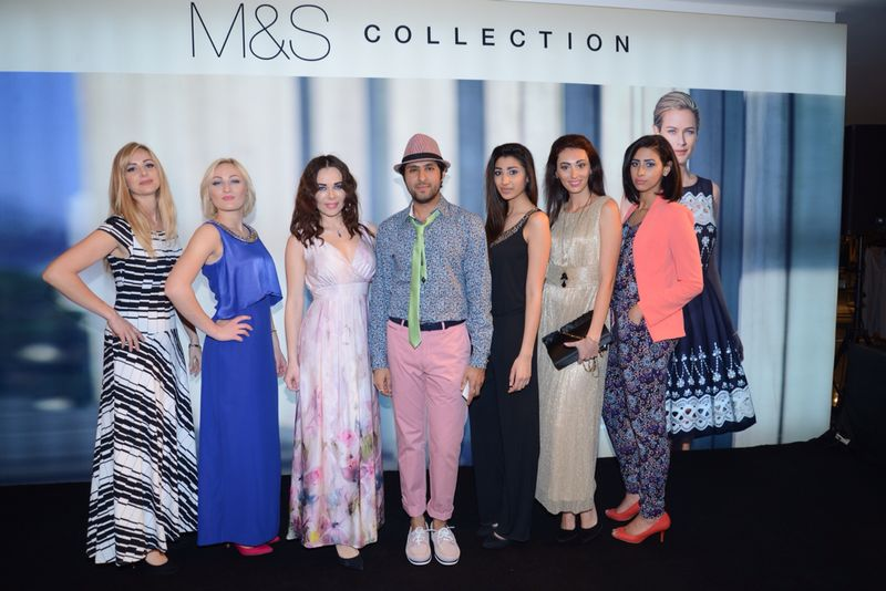 مارك اند سبينسر ربيع صيف 2014 M&S sp