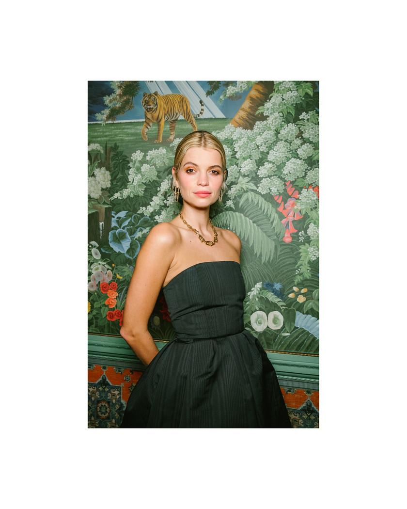 Model Pixie Geldof in Tiffany HardWear