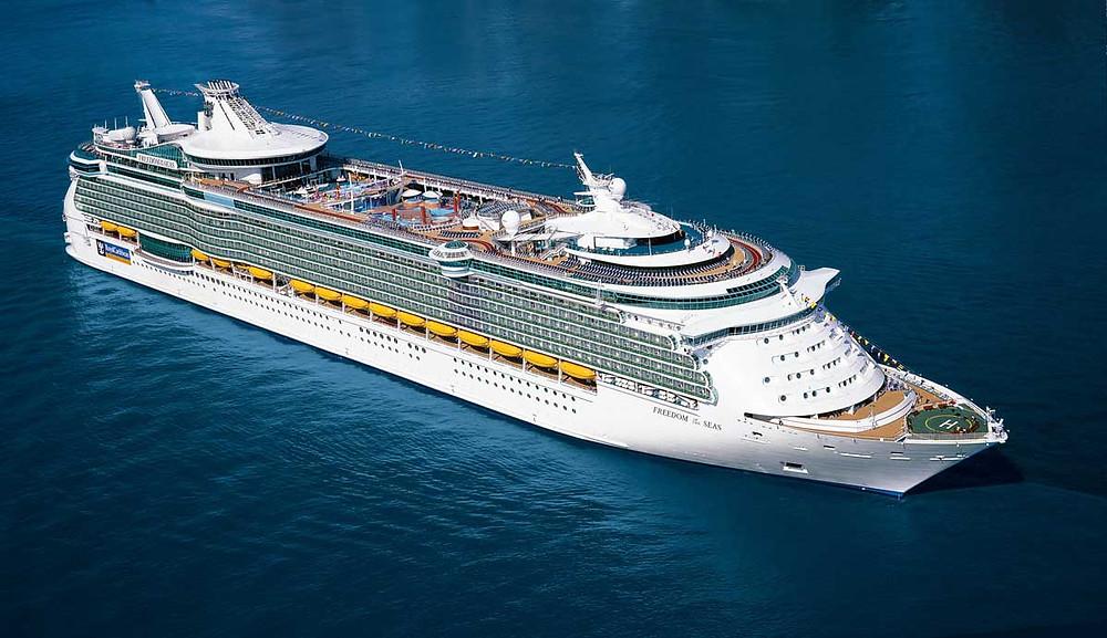 Royal Caribbean Freedom of the Sea سفن حرية و واحة البحار