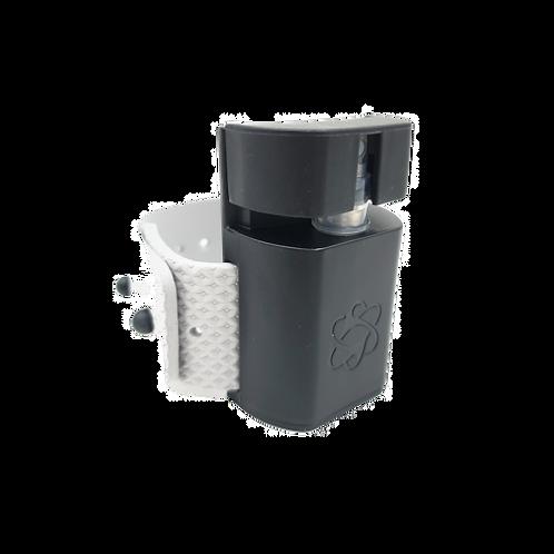 Wearable Sanitizer - سوار التعقيم (Black) V2.0