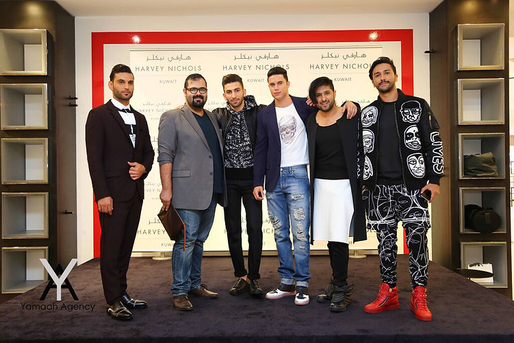 Yamaah Agency Models Kuwait