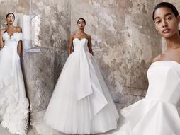 التزاوج الفريد لتصاميم الزفاف Mariage من علامة Viktor&Rolf لموسم خريف وشتاء 2021