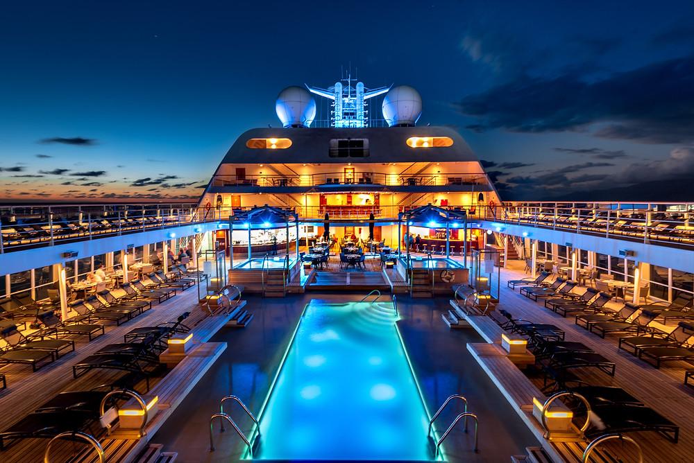 سفينة  لسيبورن أوديلسي افخم السفن في العالم سفينة  لسيبورن أوديلسي