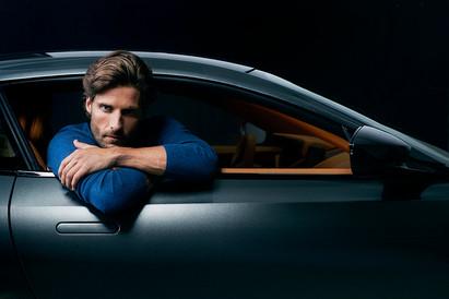 Aston Martin and menswear retailer Hackett lifestyle