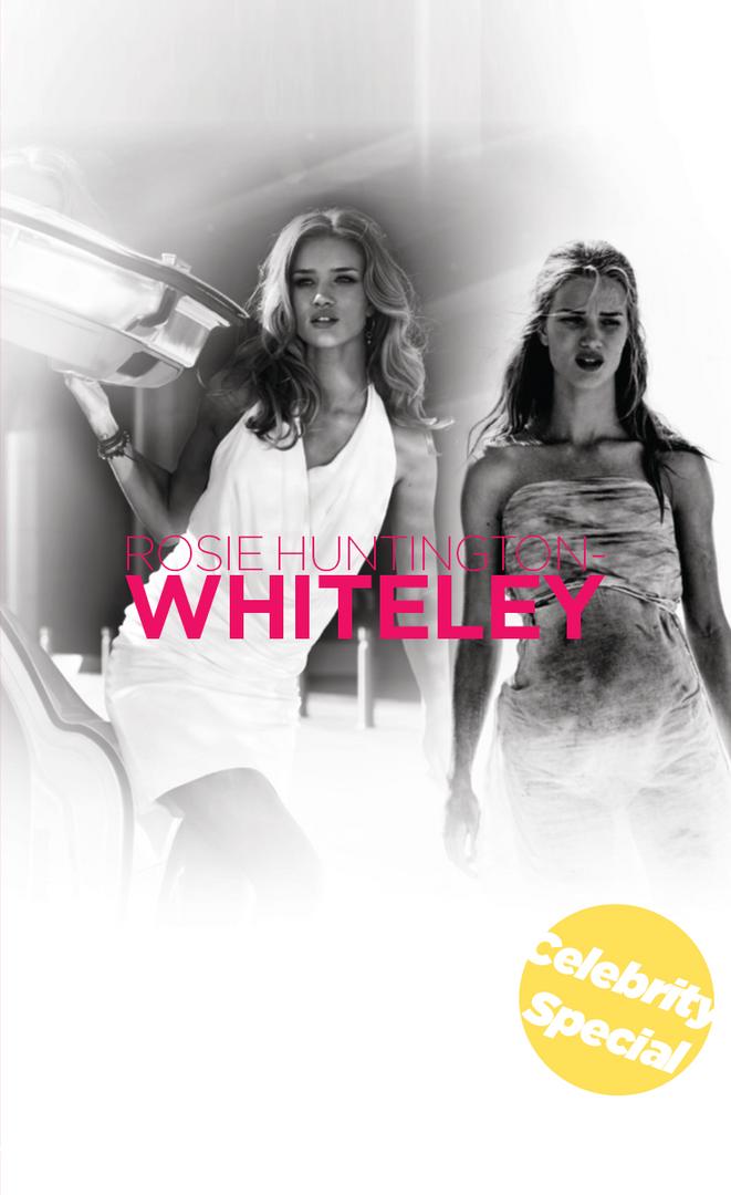 Rosie Huntington Whiteley Workouts cover