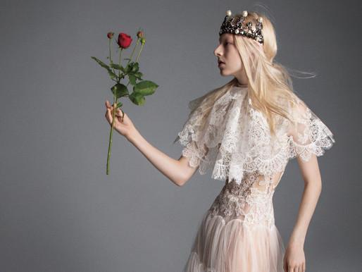 لعروس غير تقليدية  فساتين زفاف بلمسة بوهيمية