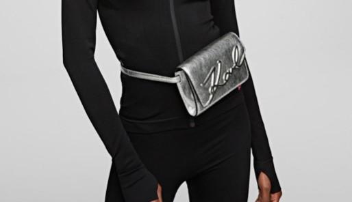 حقائب الوسط الجديدة من كارل كليفورد 2020             Karl Lagerfeld - The Belt Bag SS 2020