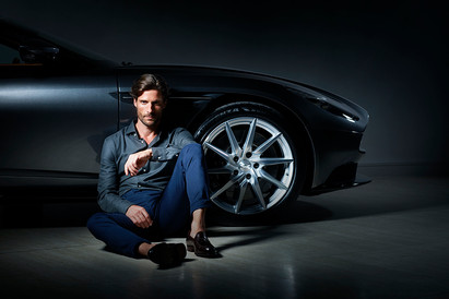 Aston Martin and menswear retailer Hackett