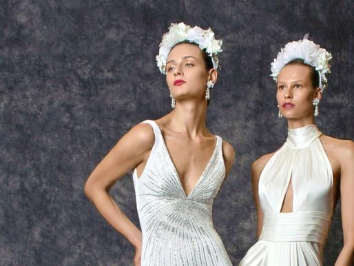 NAEEM KHAN Spring 2020 bridal collection