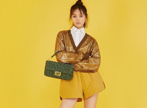 أخترنا لكم حقيبة باغيت من مجموعة فندي ربيع/صيف 2020 Fendi Iconic Baguette