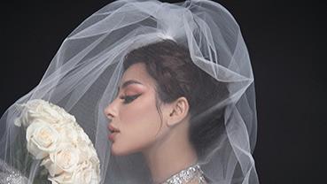 طرحة العروس الطويلة في رواج دائم       THE VEIL