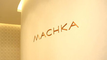 "The opening of the high-end Turkish brand ""Machka"""