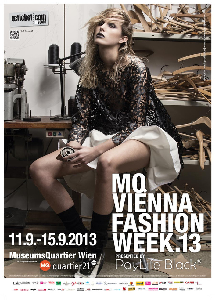 MQ Vienna fashion week (Show Reports ) عروض أزياء اسبوع الموضة في فيينا (تقرير الأزياء) 1