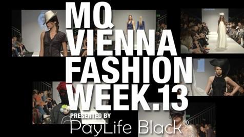 VIENNA FASHION WEEK WHY AND HOW? (اسبوع الموضة فيينا كيف ولماذا؟ 2013 (1