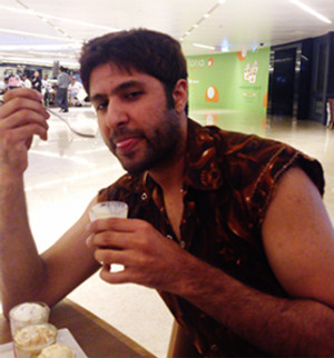 FAHAD diary  ice cream f