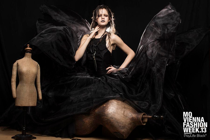 MQ Vienna fashion week (Show Reports ) عروض أزياء اسبوع الموضة في فيينا (تقرير الأزياء) 2
