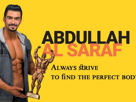 Abdullah Al Saraf Winner of The Show